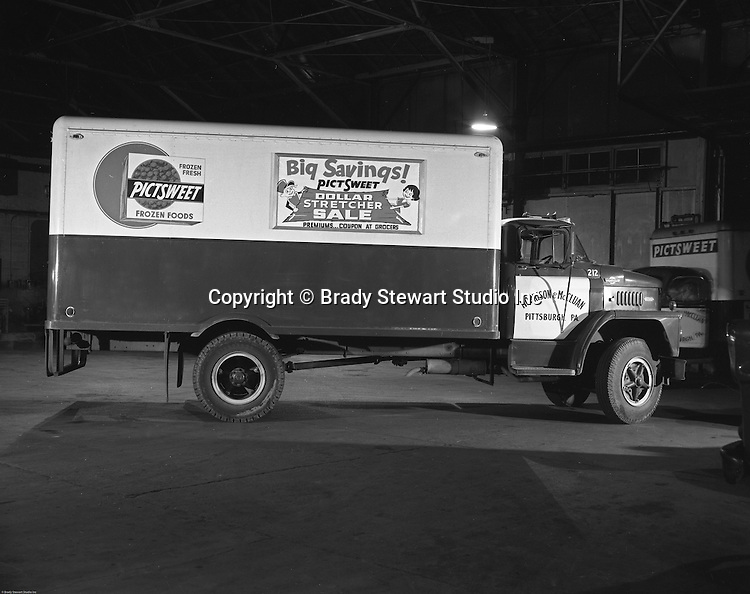 Client: Morrison and McCluan Trucking company<br />