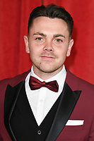 Ray Quinn<br /> arriving for The British Soap Awards 2019 at the Lowry Theatre, Manchester<br /> <br /> ©Ash Knotek  D3505  01/06/2019