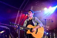 Anika Moa performing at Jim Beam Homegrown, Wellington Waterfront, New Zealand on Saturday 7 April 2018.<br /> Photo by Masanori Udagawa. <br /> www.photowellington.photoshelter.com