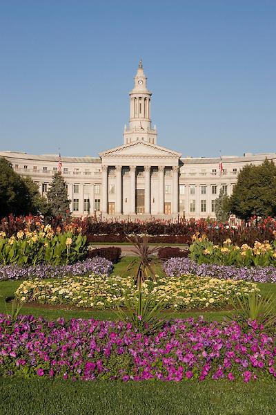 Denver County Courthouse, Denver, Colorado, USA John offers private photo tours of Denver, Boulder and Rocky Mountain National Park.
