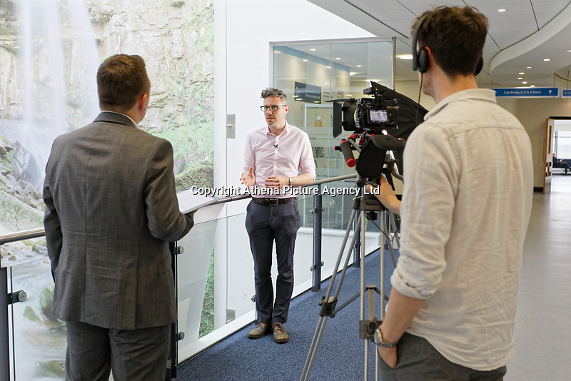 Pictured: Wednesday 29 May 2019<br /> Re: DVLA in Swansea, Wales, UK.