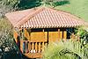 "typical asturian wooden barn calles ""hórreo""<br /> <br /> hórreo asturiano<br /> <br /> typischer asturischer Getreidespeicher aus Holz, genannt Horreo<br /> <br /> 3360 x 2240 px<br /> Original: 35 mm"