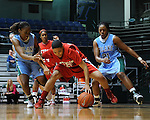 Tulane Women's Basketball defeats Detroit 63-55 at Fogelman Arena and pushes their record to 7-1.