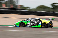 Leo Machitski & Dennis Lind, Lamborghini Huracan GT3 EVO, Barwell Motorsport through Fogarty Esses during the British GT & F3 Championship on 10th July 2021