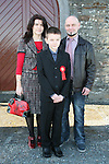 Conor Fahey with his parent Teresa and Johnny at his Confirmation in Clogherhead Church...Photo NEWSFILE/Jenny Matthews.(Photo credit should read Jenny Matthews/NEWSFILE)....This Picture has been sent you under the condtions enclosed by:.Newsfile Ltd..The Studio,.Millmount Abbey,.Drogheda,.Co Meath..Ireland..Tel: +353(0)41-9871240.Fax: +353(0)41-9871260.GSM: +353(0)86-2500958.email: pictures@newsfile.ie.www.newsfile.ie.FTP: 193.120.102.198.