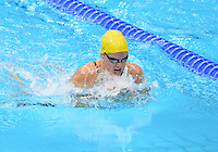 July 29, 2012..Leisel Jones of Australia competes in women's 100m Butterfly  semifinal event at the Aquatics Center on day two of 2012 Olympic Games in London, United Kingdom.