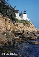 AC31-002b  Lighthouse - Bass Harbor, Maine