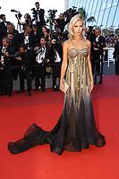 Lady Victoria Hervey sur le tapis rouge pour la projection du film en competition OKJA lors du soixante-dixiËme (70Ëme) Festival du Film ‡ Cannes, Palais des Festivals et des Congres, Cannes, Sud de la France, vendredi 19 mai 2017.