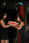 Adult Film Star Lisa Ann's Birthday Bash at Headquarter's Gentlemen's club
