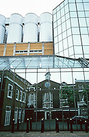"London:  Truman's Brewers, Brick Lane E-1.  ""London Brewers since 1666"".  Photo '90."