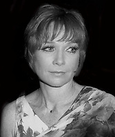 Shirley Maclaine 1980s<br /> Photo By John Barrett/PHOTOlink