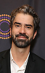 Hamish Linklater attends The 69th Annual Outer Cirtics Circle Awards Dinner at Sardi's on 5/23/2019 in New York City.