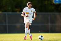 Western New York Flash defender Brittany Taylor (13). The Western New York Flash defeated Sky Blue FC 3-0 during a National Women's Soccer League (NWSL) match at Yurcak Field in Piscataway, NJ, on June 8, 2013.