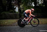 Lucinda Brand (NED/Sunweb)<br /> Elite Women Individual Time Trial<br /> <br /> 2019 Road World Championships Yorkshire (GBR)<br /> <br /> ©kramon