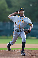 Yerfi Taveras of the Gulf Coast League Pirates at the ESPN Wide World of Sports Complex in Orlando, Florida July 31, 2010. Photo By Scott Jontes/Four Seam Images
