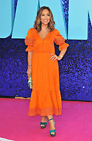 """Myleene Klass at the """"Everybody's Talking About Jamie"""" world film premiere, Royal Festival Hall, Belvedere Road, on Monday 13th September 2021 in Londomn, England, UK. <br /> CAP/CAN<br /> ©CAN/Capital Pictures"""