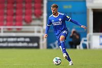 5th September 2020; PTS Academy Stadium, Northampton, East Midlands, England; English Football League Cup, Carabao Cup, Northampton Town versus Cardiff City; Joe Bennett of Cardiff City