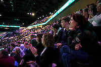 Februari 09, 2015, Netherlands, Rotterdam, Ahoy, ABN AMRO World Tennis Tournament, Grigor Dimitrov (BUL) - Paul-Henri Mathieu (FRA)<br /> Photo: Tennisimages/Henk Koster