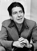 Leonard Cohen. Accurate protrayal<br /> <br /> <br /> Innell, Reg<br /> Picture, 1975<br /> <br /> <br /> Toronto Star Archives - AQP