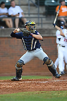 Kevin Parada (55) (Georgia Tech) of Team Stripes during a game against Team Stars on July 6, 2021 at Pioneer Park in Greeneville, Tennessee. (Tracy Proffitt/Four Seam Images)