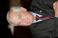 Montreal  (Quebec) CANADA - Nov 21 2011 -Marcel Dutil, Chairman of the Board and CEO, Groupe Canam Inc.