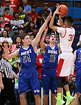 Cheyenne Eagle Butte vs St. Thomas More Boys Basketball