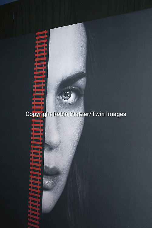 """The poster attends """"The Girl on the Train"""" New York Premiere on October 4, 2016 at Regal E-Walk Stadium 13 & RPX  in New York,New York,  USA.<br /> <br /> photo by Robin Platzer/Twin Images<br />  <br /> phone number 212-935-0770"""