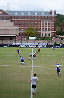 Georgetown vs. Creighton, September 28, 2013
