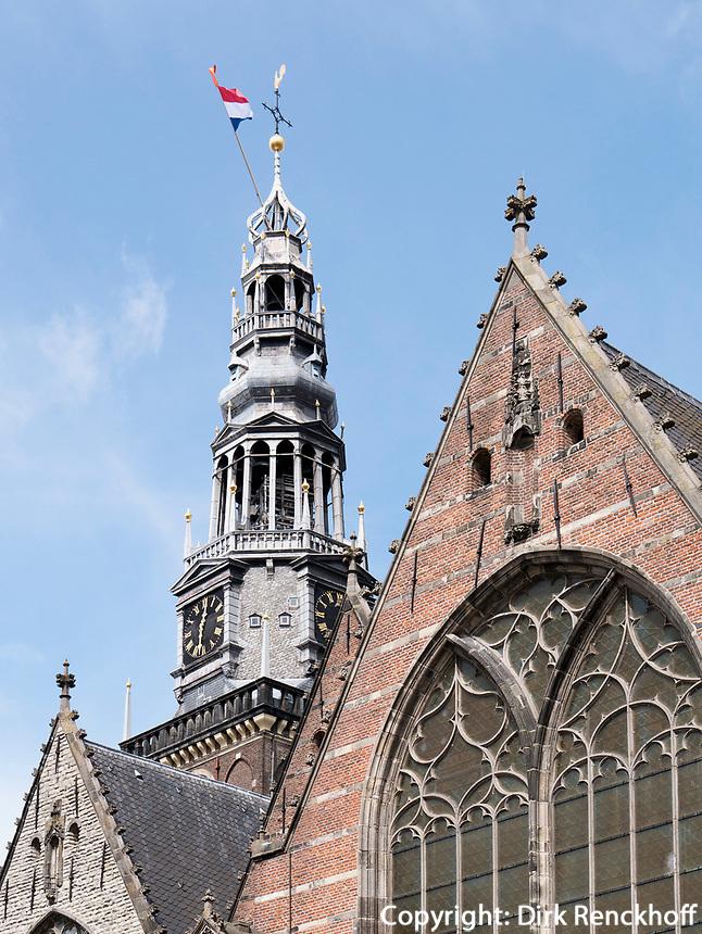 Oude Kerk, Oudekirksplein 23, Amsterdam, Provinz Nordholland, Niederlande<br /> Oude Kerk, Oudekirksplein 23, Amsterdam, Province North Holland, Netherlands
