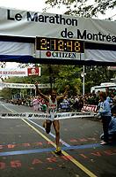 FILE PHOTO  -  the 1989 Montreal Marathon<br /> <br /> <br /> <br /> <br /> <br /> <br /> <br /> <br /> <br /> <br /> <br /> <br /> <br /> <br /> <br /> .