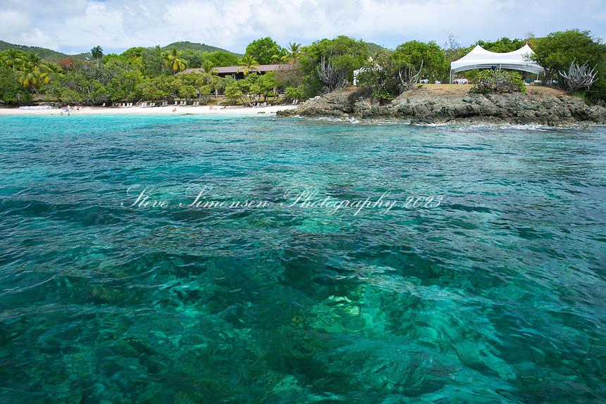 Caneel Bay Resort<br /> Virgin Islands National Park<br /> St. John<br /> US Virgin Islands