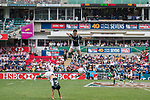 General view of the Cathay Pacific / HSBC Hong Kong Sevens at the Hong Kong Stadium on 29 March 2015 in Hong Kong, China. Photo by Juan Manuel Serrano / Power Sport Images