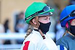 February 19 2021: Malin Holmburg. Scenes from King Abddulaziz Racetrack, Riyadh, Saudi Arabia. Shamela Hanley/Eclipse Sportswire