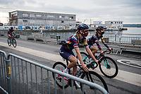 La Course by Le Tour 2021 (FRA)<br /> 1 day race from Brest to Landerneau 108km<br /> <br /> ©kramon