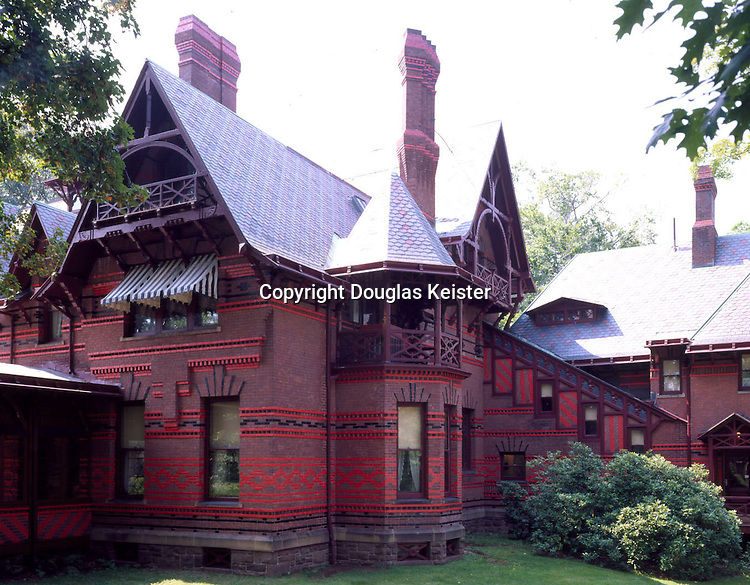 The Mark Twain House<br />77 Forest St<br />Hartford, CT