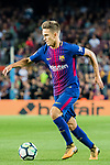 AAA during the La Liga 2017-18 match between FC Barcelona and SD Eibar at Camp Nou on 19 September 2017 in Barcelona, Spain. Photo by Vicens Gimenez / Power Sport Images