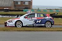 2021 TCR UK Championship.  #14. Danny Krywyj. Motus One Racing. Cupra Leon TCR