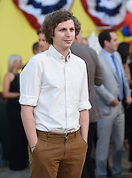 Michael Cera @ the premiere of 'Sausage Party' held @ the Regency Village theatre.<br /> August 9, 2016