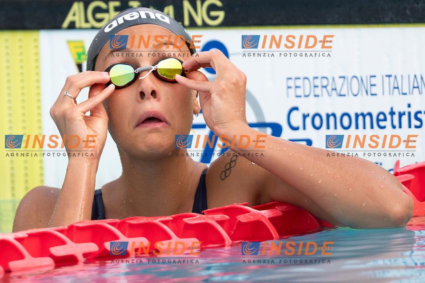 Martina Carraro <br /> Roma 25-06-2017 Stadio del Nuoto Foro Italico <br /> FIN 54mo Trofeo Sette Colli 2017 Internazionali d'Italia<br /> Photo Andrea Staccioli/Deepbluemedia/Insidefoto