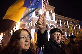 Pro EU Demonstrationen in Kiew, 04.12.2013 /  Pro European demonstrations in Kiev