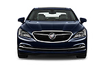 Car photography straight front view of a 2019 Buick LaCrosse Essence 4 Door Sedan