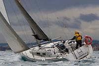 ESP7297.CORREDOR.FERNANDO ESTELLES. -IV edición de la regata 30 Millas A2, III Memorial Luís Sáiz - 31/1/2009 C.N. Port Saplaya, Alboraya, Valencia, Comunidad Valenciana, España