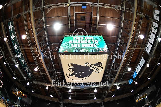 Tulane Women's Basketball downs NC State, 63-58.