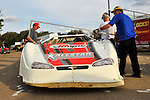 Feb 09, 2009; 4:18:52 PM; Barberville, FL, USA; UMP DIRTcar Racing Series for the 38th Annual ALLTEL DIRTcar Nationals by UNOH at Volusia Speedway Park.  Mandatory Credit: (thesportswire.net)