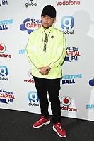 Jax Jones<br /> at the Capital Summertime Ball 2017, Wembley Stadium, London. <br /> <br /> <br /> ©Ash Knotek  D3278  10/06/2017