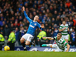 Barrie McKay fouled by Jozo Simunovic