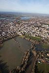 Oxford in flood