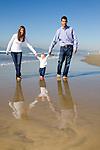 Eftimiou Family | Manhattan Beach Pier 2011_Dec 2011