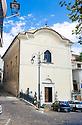 Church of San Rocco, Piazza Ernesto Capocci, Picinisco, Italy.
