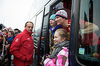 Kuurne-Brussel-Kuurne 2013: race cancelled because of snow